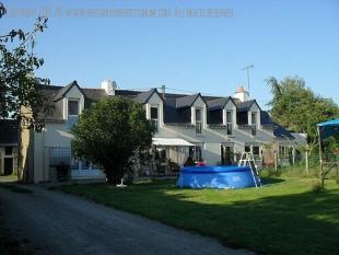 6 bed property for sale in Baud, Bretagne, 56350...