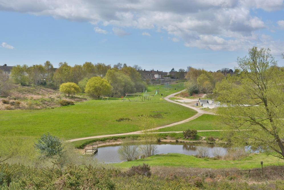 Bourne Nature Reserve