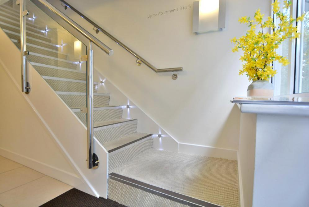 Communal stairway