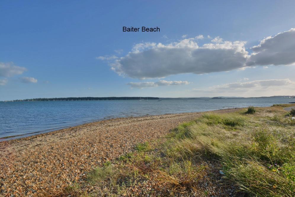Baiter beach