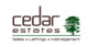 Cedar Estates, West Hampstead - Sales logo