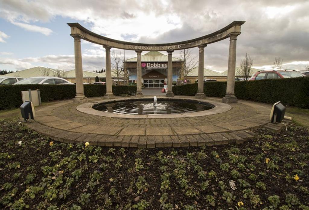 Dobbies Garden World