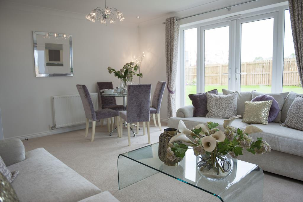 3 Bedroom Semi Detached House For Sale In Off Lancaster