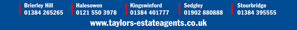 Get brand editions for Taylors Estate Agents, Sedgley