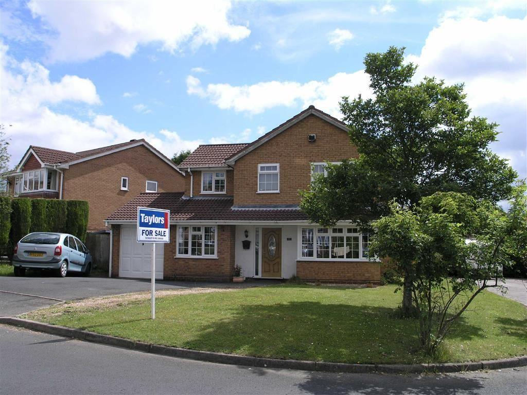 4 bedroom detached house for sale in wistmans close