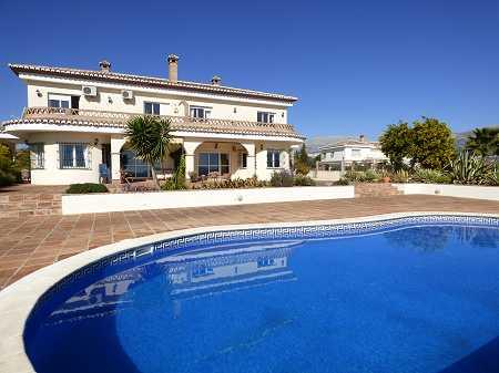 6 bed Villa for sale in Andalusia, Malaga...