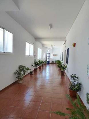 Access hallway