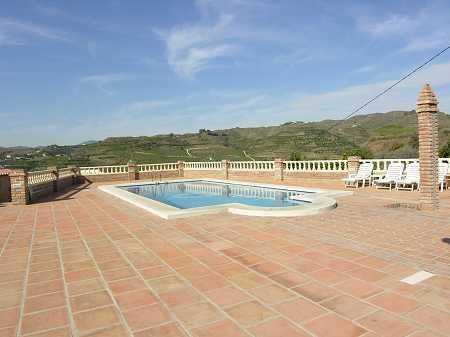 Ample sun terraces