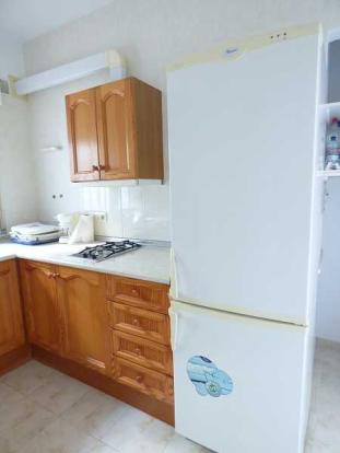 Apt. fitted kitchen