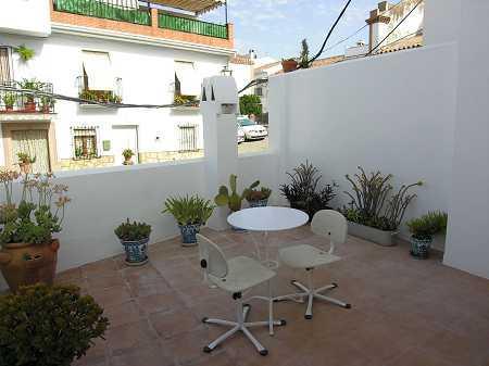 1st roof terrace