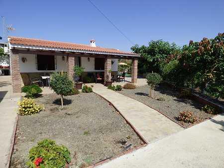 Villa with farm