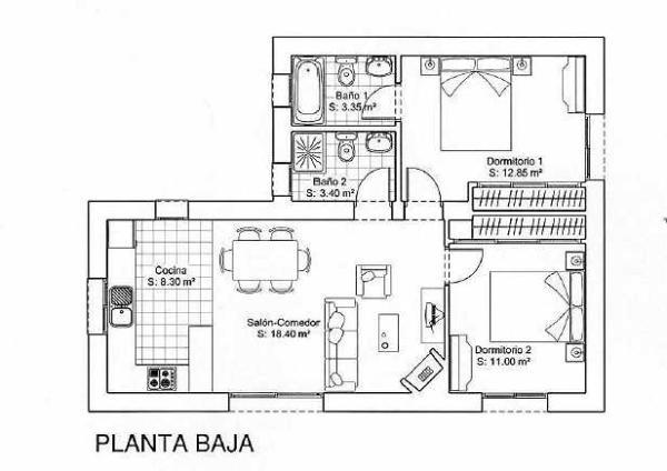 Possible villa