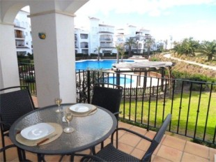 Apartment for sale in Murcia, La Torre Resort