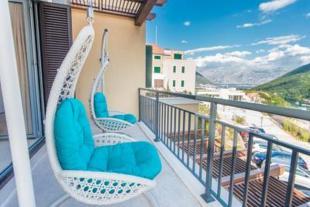 new development in Morinj, Montenegro