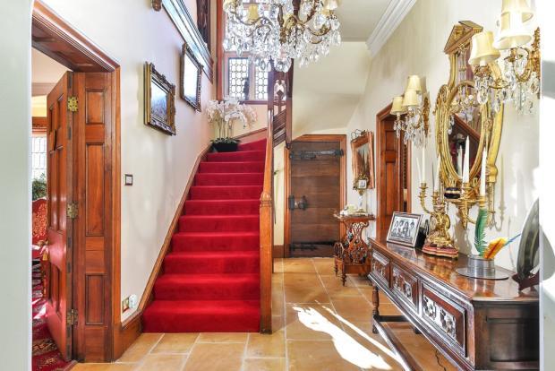 Fine Oak Staircase