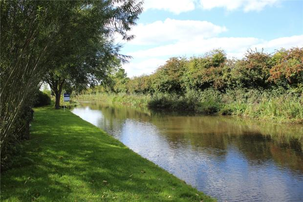 Canal Mooring