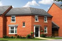 new house for sale in Wistow Road, Kibworth...