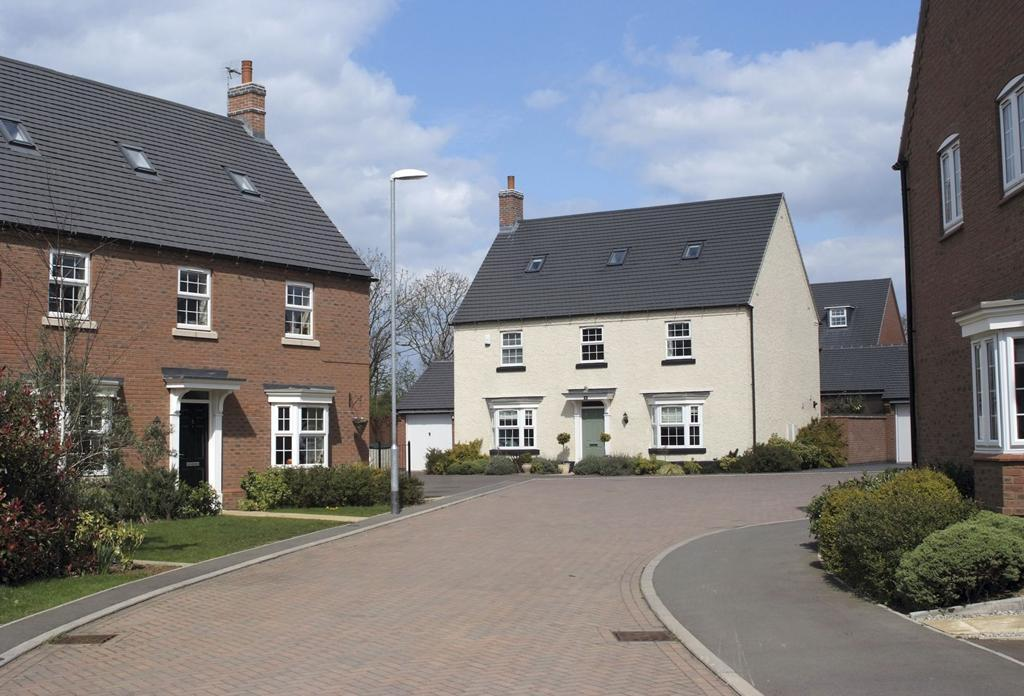 Homes at Kibworth Meadows