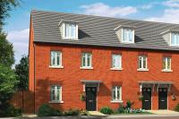 3 bed new home for sale in Wistow Road, Kibworth...