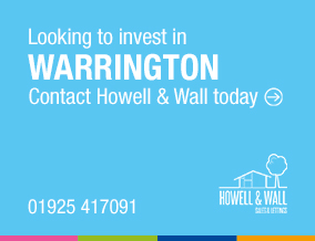 Get brand editions for Howell & Wall, Warrington - Sales