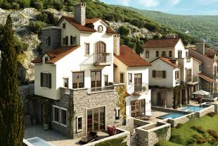 new development in Tivat