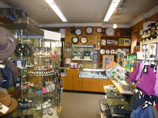 Retail Shop Area