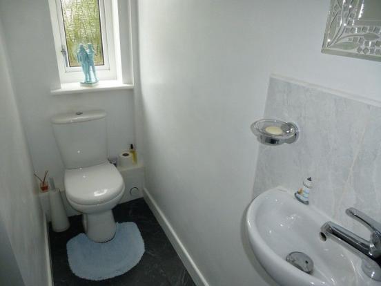 Cloakroom/Shower Room