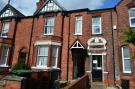 Terraced home in West Parade, Lincoln, LN1