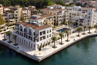 new Apartment in Tivat