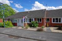 Terraced Bungalow in Robinson Close, NEWENT