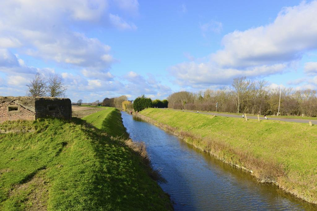 Whittlesey river nene