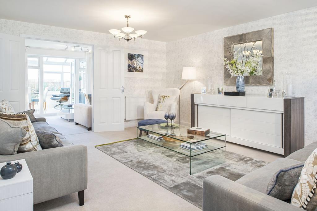 Lichfield living room