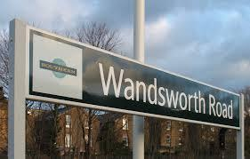 Wandsworth Road Train Station