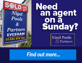 Get brand editions for Nigel Poole & Partners, Evesham Lettings
