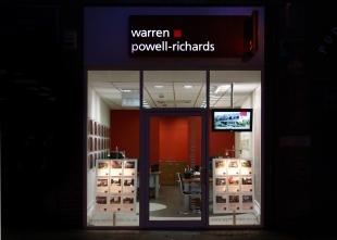 Warren Powell-Richards, Altonbranch details