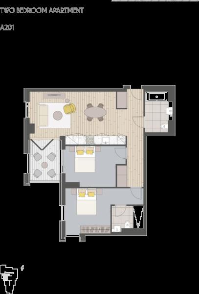 Apartment 13.01