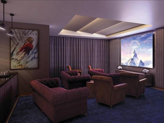 CGI Screening room