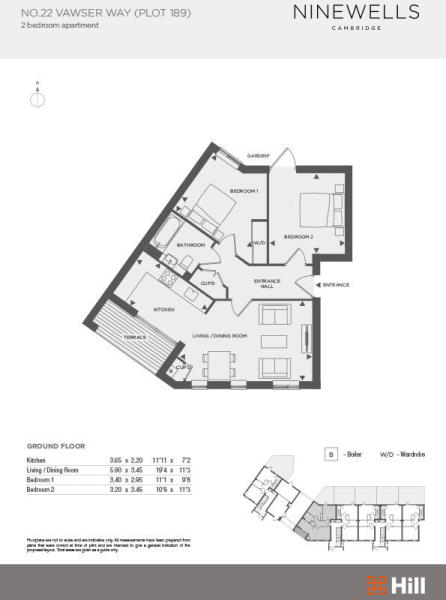 Plot 189 Floorplan