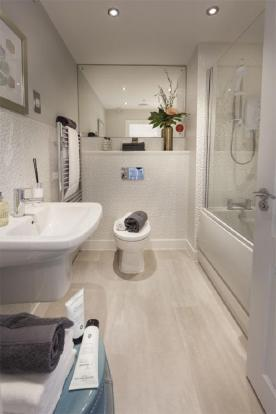 The Weston Show Home