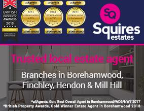 Get brand editions for Squires Estates, Borehamwood
