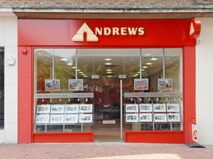 Andrews Lettings and Management, Carshaltonbranch details