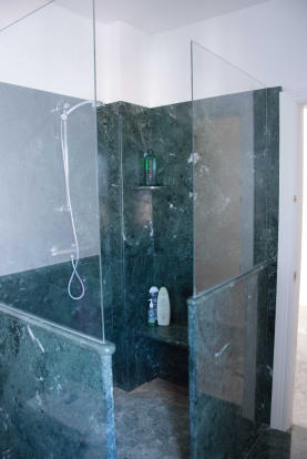 The Walk-in Shower