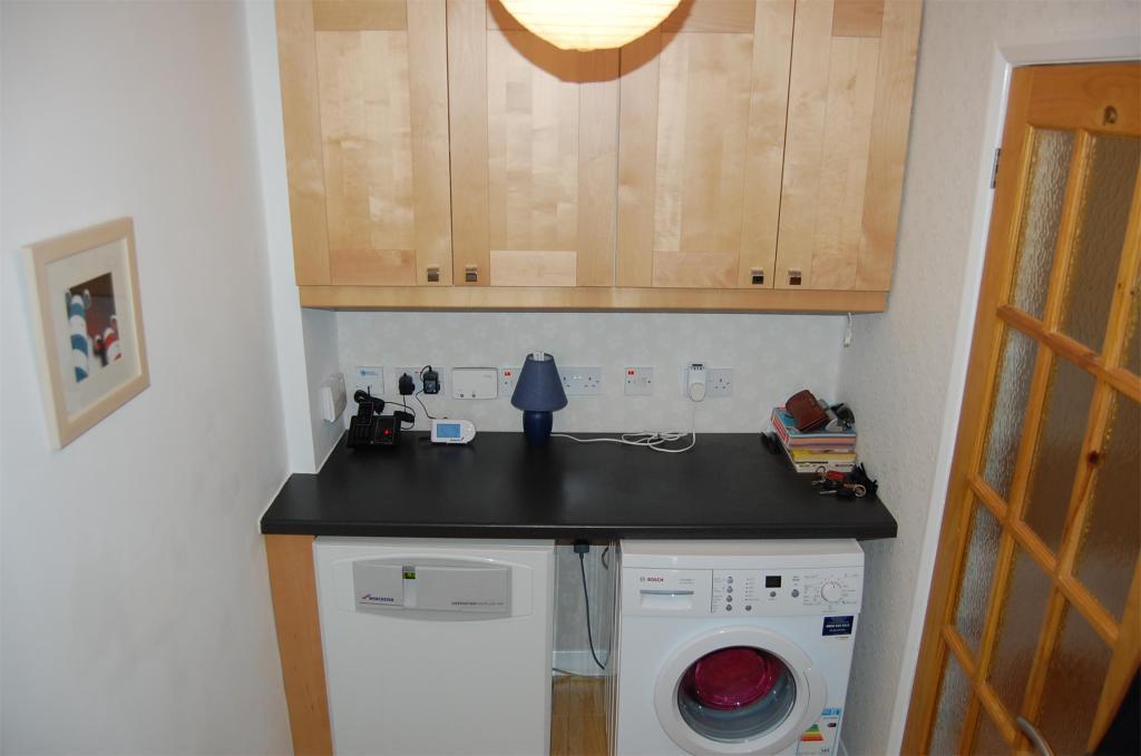 ground floor utility room
