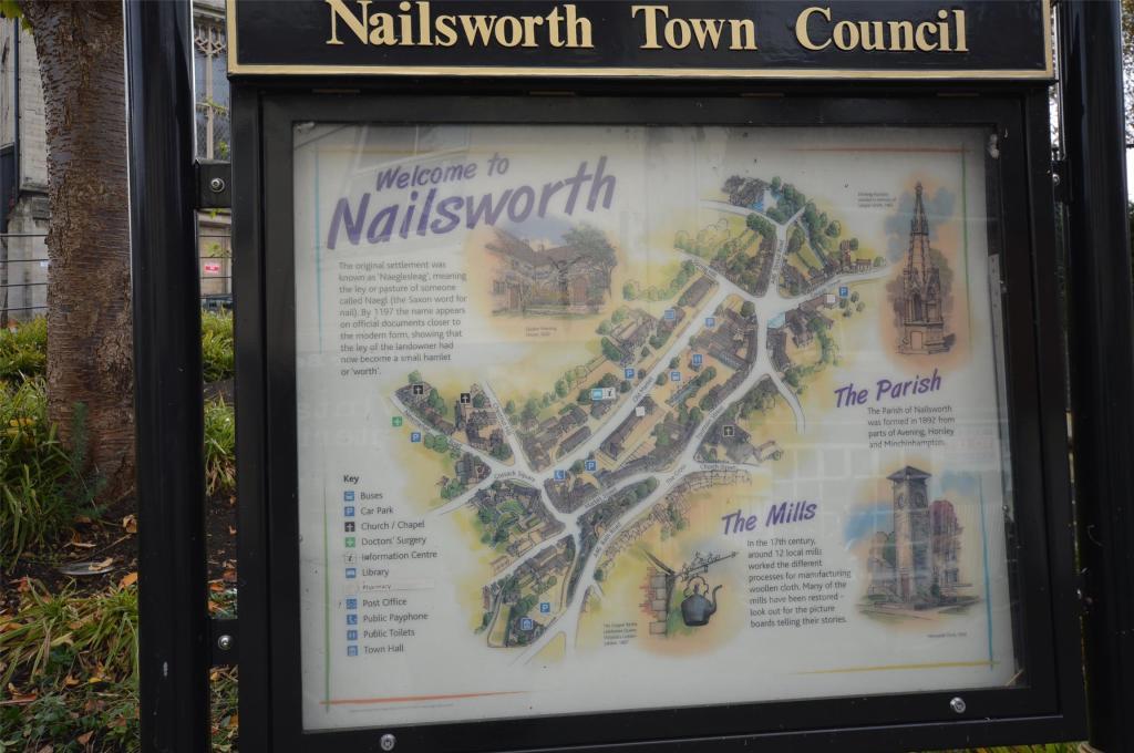 Nailsworth Info.