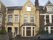 Flat in Gordon Road, Roath...