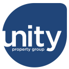 Unity Lettings, Lincoln logo
