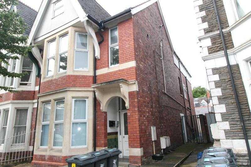 2 Bedroom Apartment To Rent In Marlborough Road Penylan Cardiff Cf23