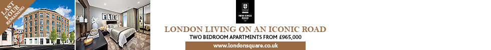 London Square, New Kings Road