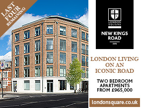 Get brand editions for London Square, New Kings Road