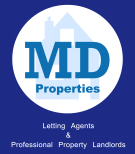 M D Properties, Stafford branch logo